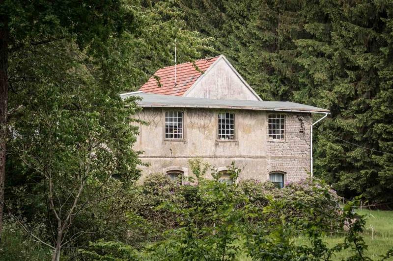 Bergischer Panoramasteig – Etappe 3   Knochenmühle